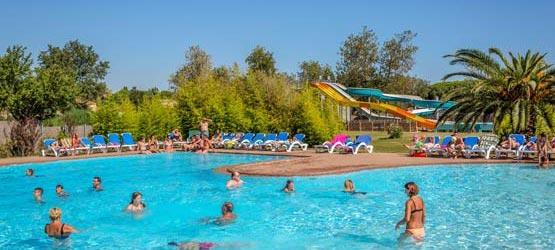 Camping Argelès avec piscine
