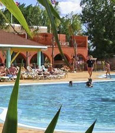 Location camping et mobil home argeles sur mer et saint - Camping argeles sur mer avec piscine ...