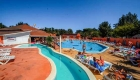 Camping piscine Languedoc Rousillon