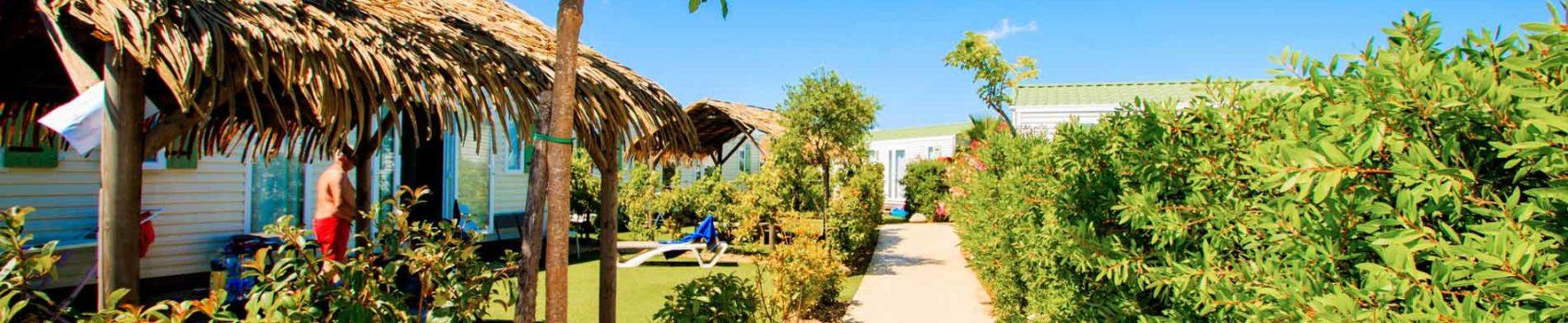 mobil home saint cyprien plage