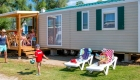 Location mobile home camping Saint Cyprien