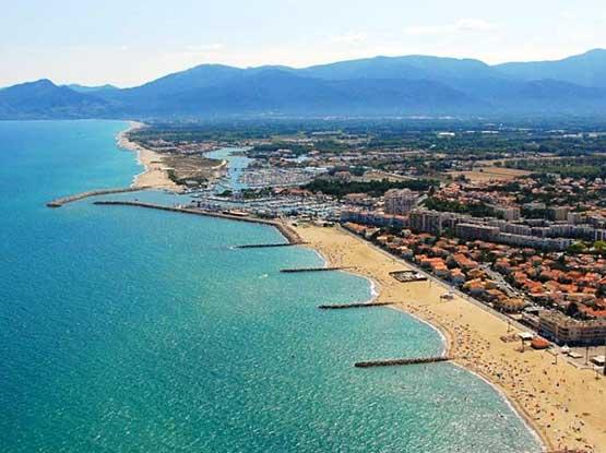 camping à saint cyprien plage