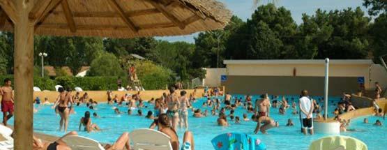 camping saint cyprien avec piscine